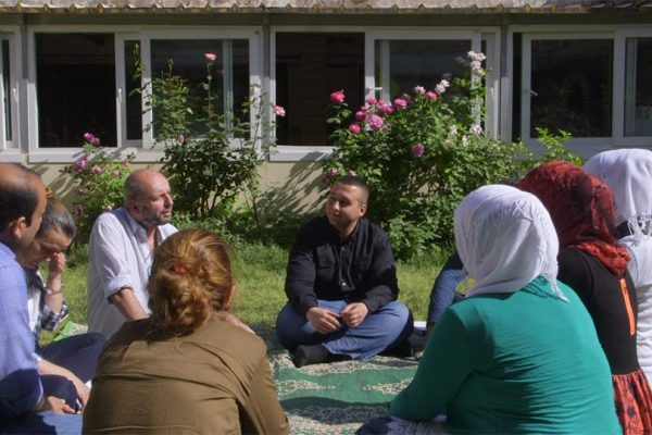 Theaterprojekt im Irak