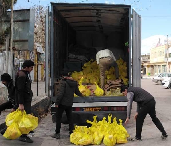 Iran Flutkatastrophe