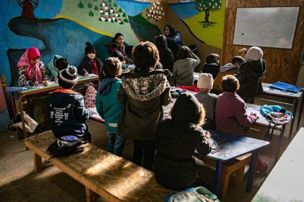 Schule Lesbos