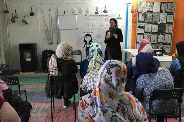 Unterricht für Frauen und Mädchen in Griechenland