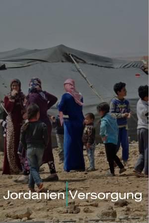 Jordanien - Versorgung