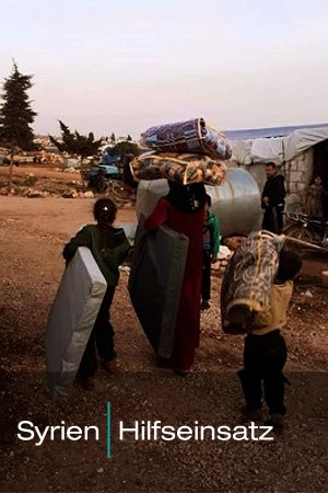 Syrien Versorgung